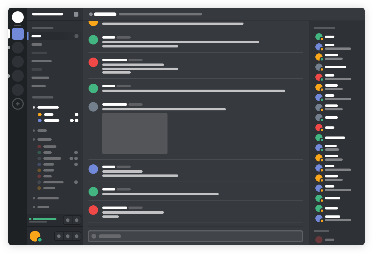 Discord iPad Preview